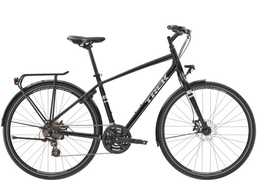 TREK VERVE 1 EQ ROZM. M TREK BLACK 2021-12511